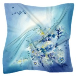 AM-404 Hand-painted Silk Scarf