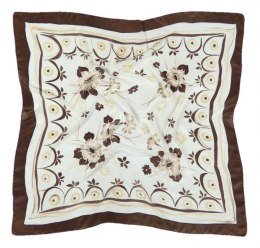 AM-354 Hand-painted Silk Scarf