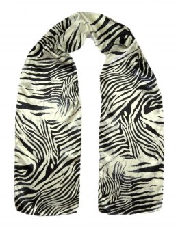 SD-004 Printed silk scarf