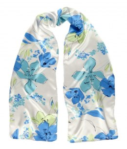 SD-009 Printed silk scarf