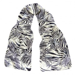 SD-008 Printed silk scarf