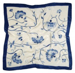 AM-375 Hand-painted Silk Scarf