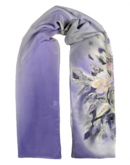 SZ-265 Hand-painted Silk Shawl