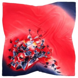 AM-610 Hand-painted Silk Scarf