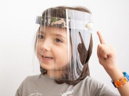 Safety visor for kids - MORO