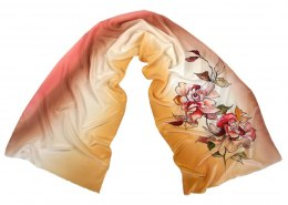 SZ-311 Hand-painted Silk Shawl