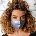 Silk mask with a pocket (PM 2.5) - choose color