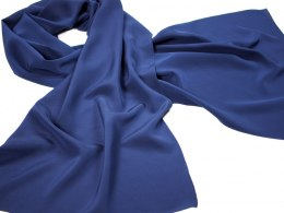 SZJ-006 One-color silk scarf, 170x45cm