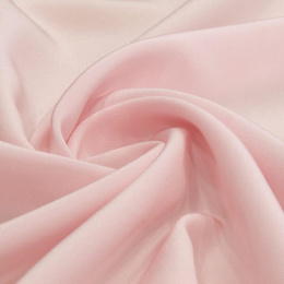 Light pink Crepe Silk Scarf, 170x45cm