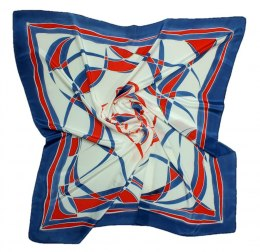 AM-180 Hand-painted Silk Scarf