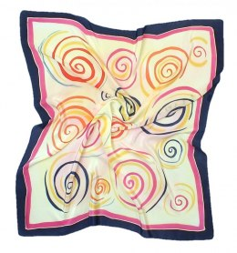 AM-179 Hand-painted Silk Scarf